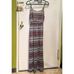 Ocean Drive maxi boho dress sundress